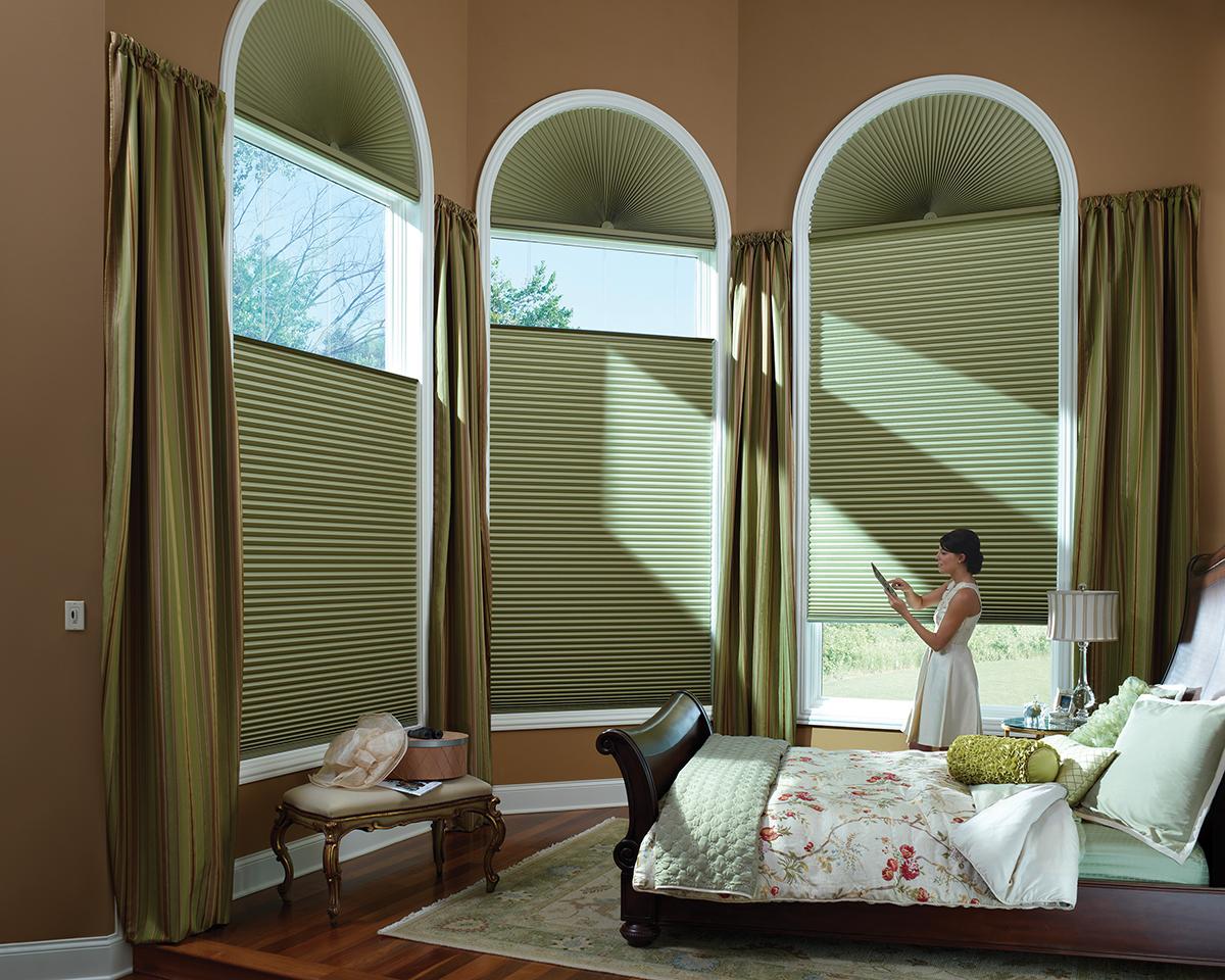 Custom Window Treatments For The Linea San Francisco CA Area