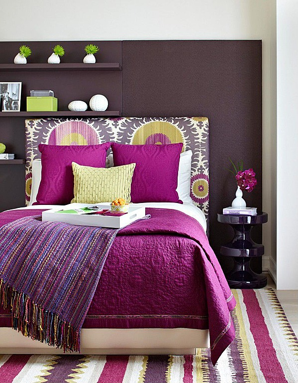 2014 pantone color of the year radiant orchid interior design ca