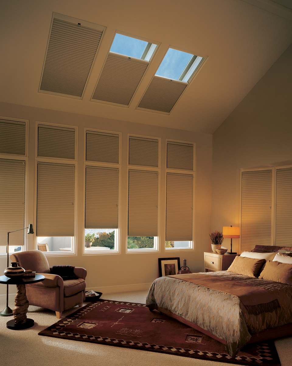 Custom Skylight Window Shades San Francisco Marin Ca