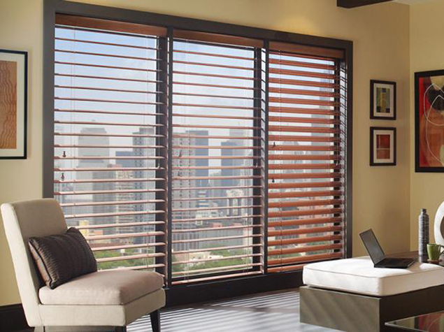 Hunter Douglas Shutters At Blinds U0026 Designs In San Francisco, One Of The Most  Popular Window ...
