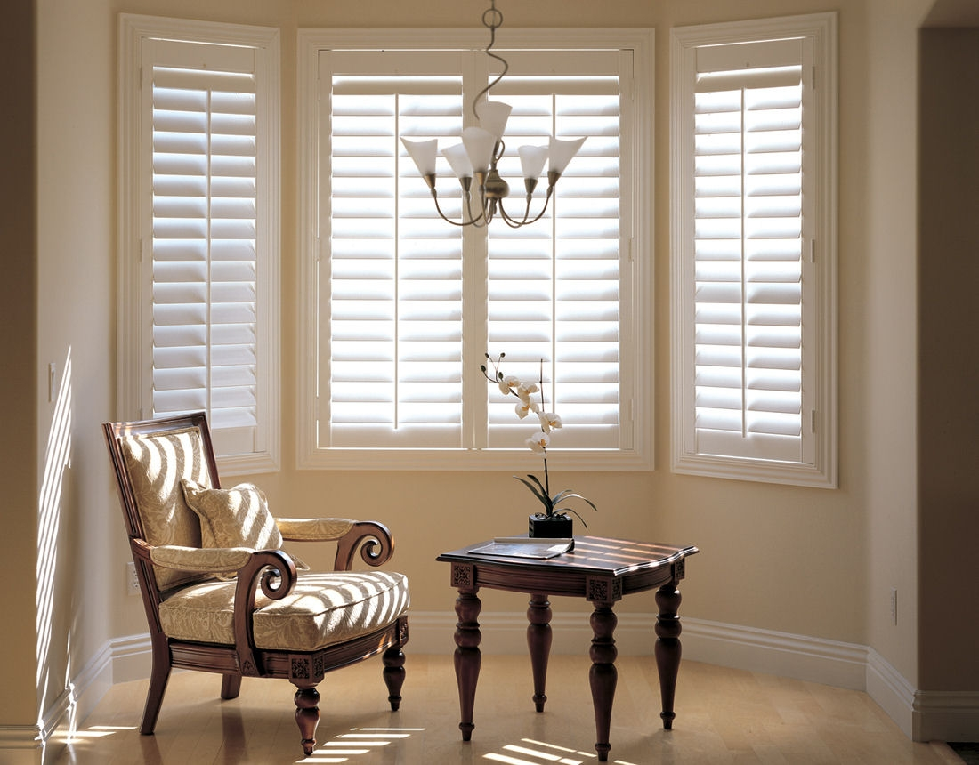 Interior Plantation Shutters Home Depot plantation shutters aesthetics Consider Custom Shutters For Your Bay Area Home