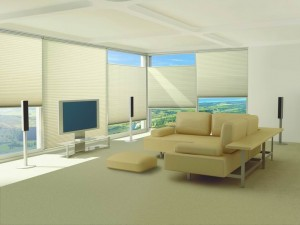 Duette Architella Energy Efficient Honeycomb Shades