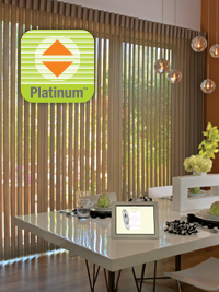 Platinum App Window Treatment Motorization