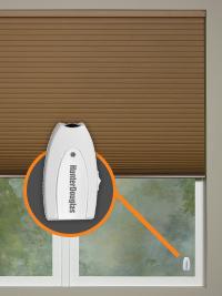Automate Shades with Solar Sensor