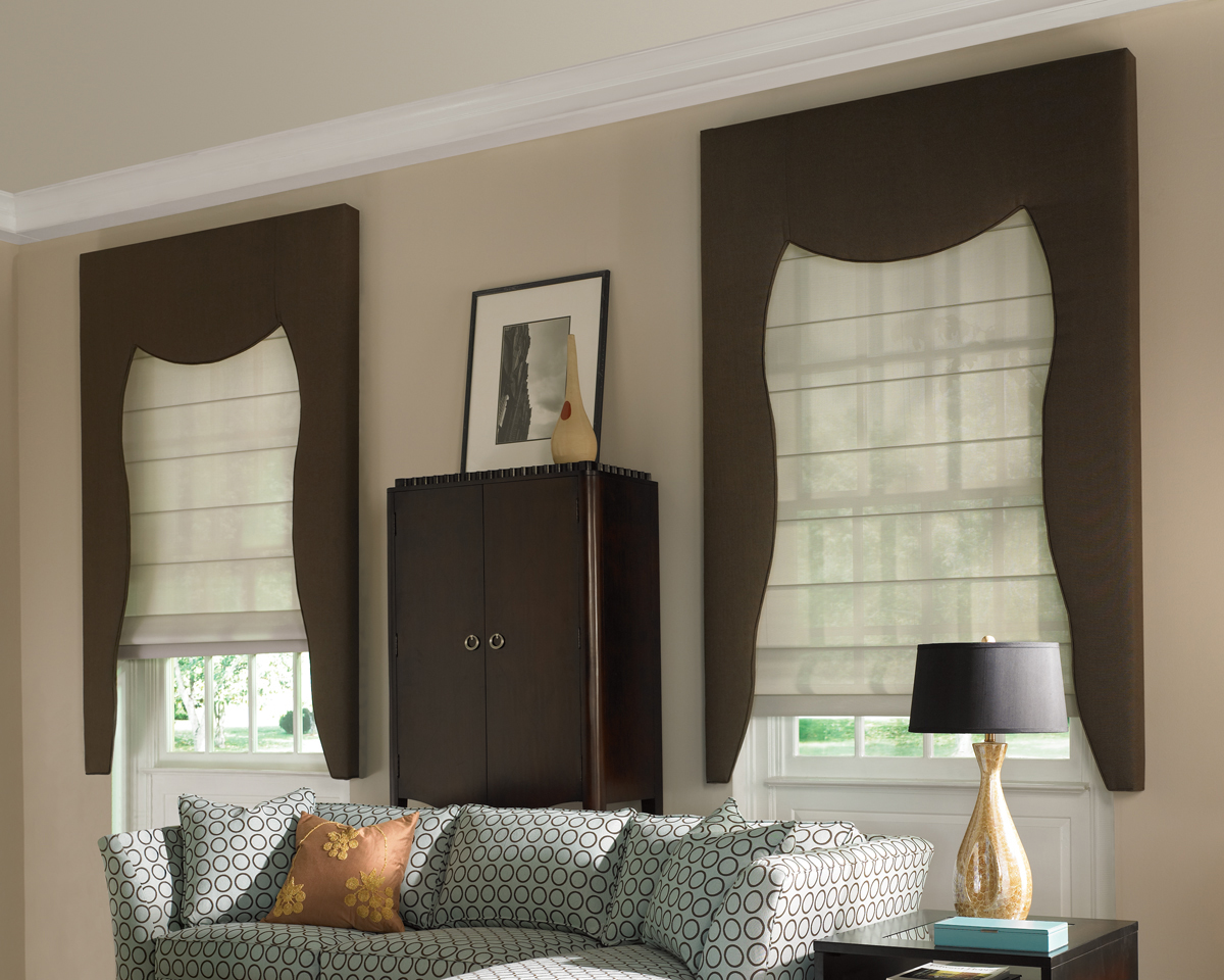 beauty of custom drapery   blinds and designs san