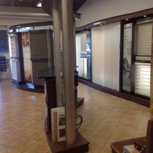 Hunter Douglas Showroom in Tiburon