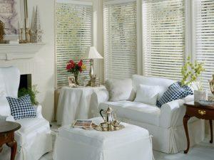 Upholstery Design Ideas - Hunter Douglas Everwood Blinds